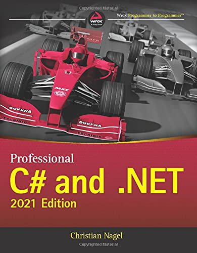 Professional C# and .NET, 2021 Edition