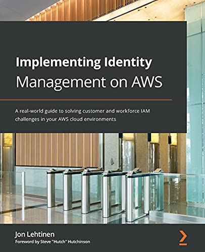 Implementing Identity Management on AWS